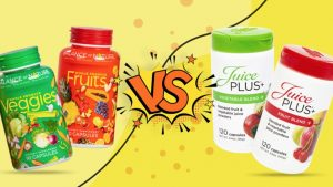 balance of nature vs juice plus