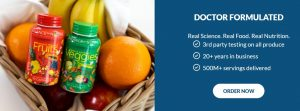 buy fruits and vegetable supplement